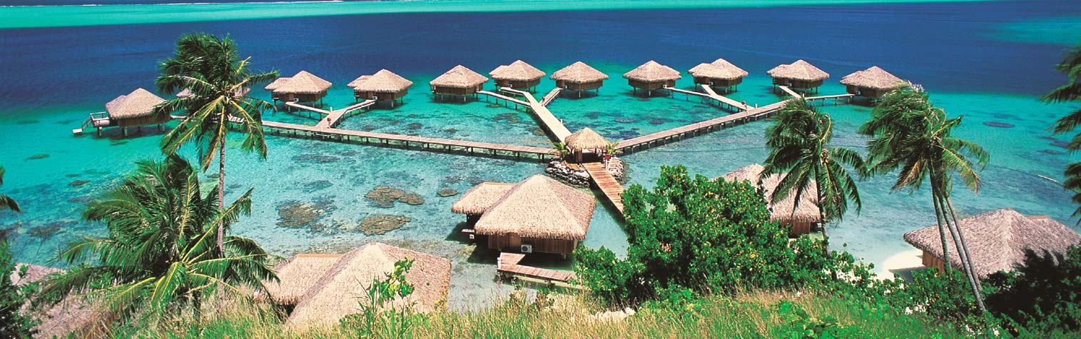 Tahiti Island Honeymoon Destinations