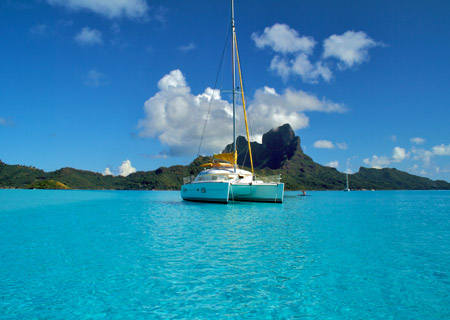 Tahiti Yacht Charter Private Cruise