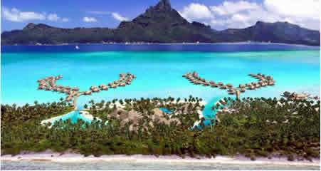 InterCon. Bora Bora Resort and Thalasso Spa