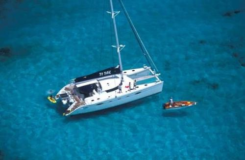 Dream Yacht Charters Catamaran