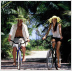 EXPLORE TIKEHAU BY BICYCLE