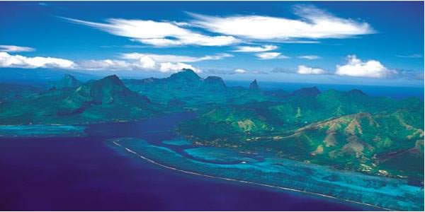 Moorea Island Honeymoon