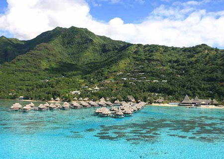 Romantic Moorea