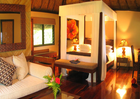 Qamea Resort and Spa
