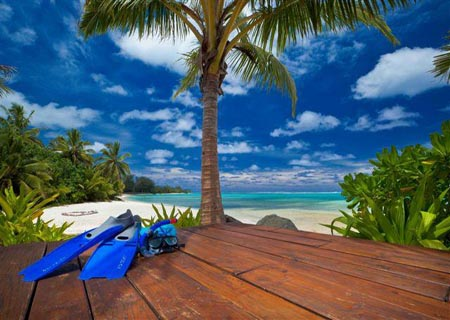 Cook Island - Sea Change Villas