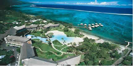 Tahiti Island Honeymoon Hotels