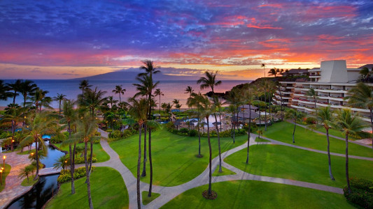 Maui Sheraton Resort