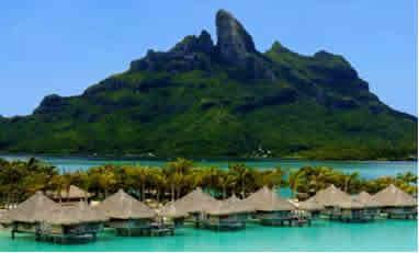Best Bora Bora Hotels Tahiti Honeymoons Vacation Package