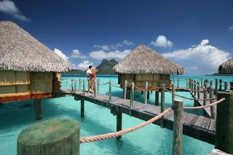 A Sentimental Bora Bora Getaway Tahiti Honeymoons